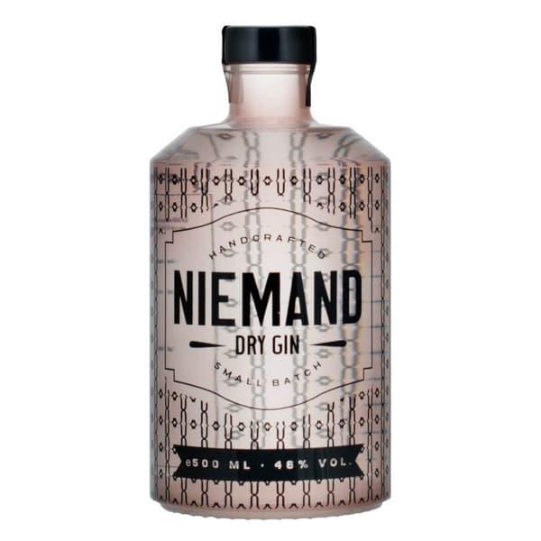 Niemand Dry Gin 50cl