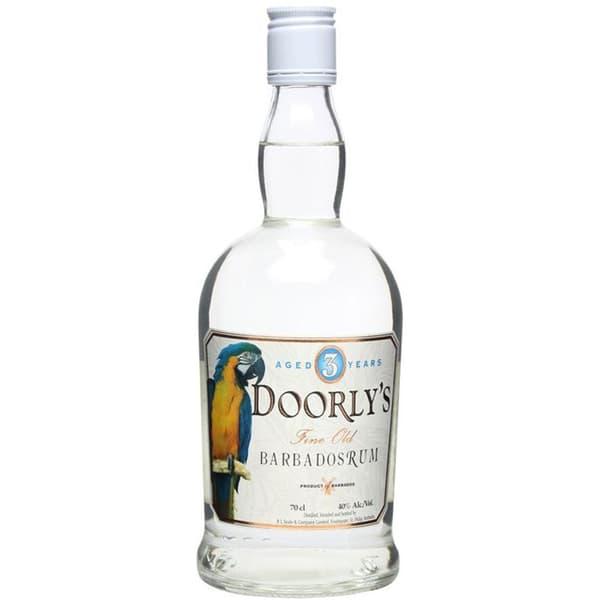 Doorly's White 3 Years Rum 70cl