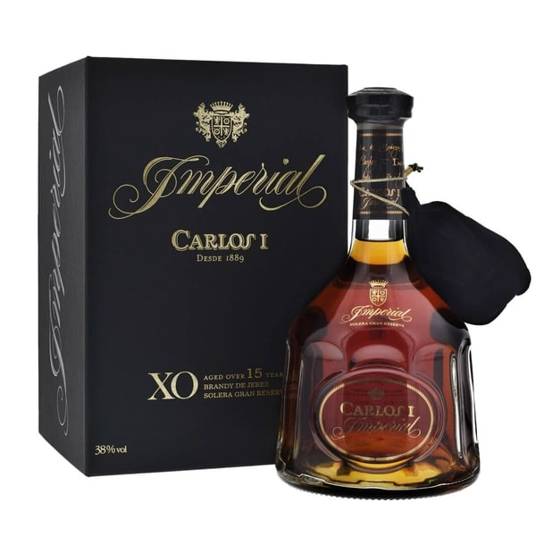 Carlos I Imperial XO 15 Years Brandy