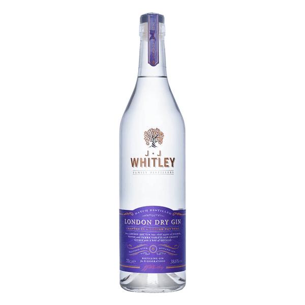 JJ Whitley London Dry Gin 70cl