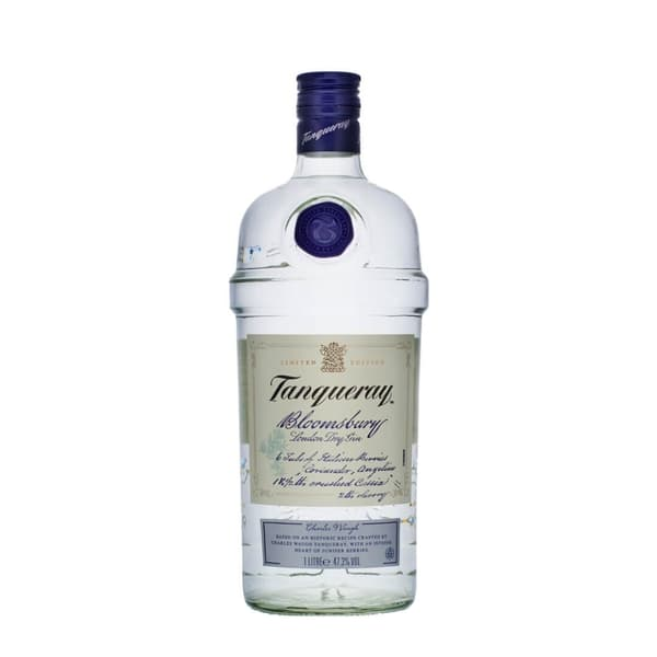 Tanqueray Bloomsbury London Dry Gin Limited Edition 100cl
