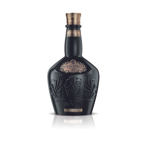 Royal Salute 21 Years Blended Scotch Whisky Emerald Flagon 70cl