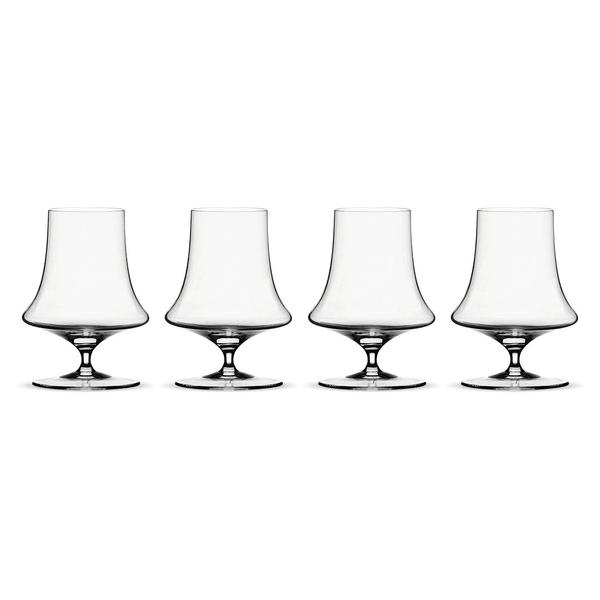 Spiegelau Willsberger Anniversary Whisky Glas, 4er-Set