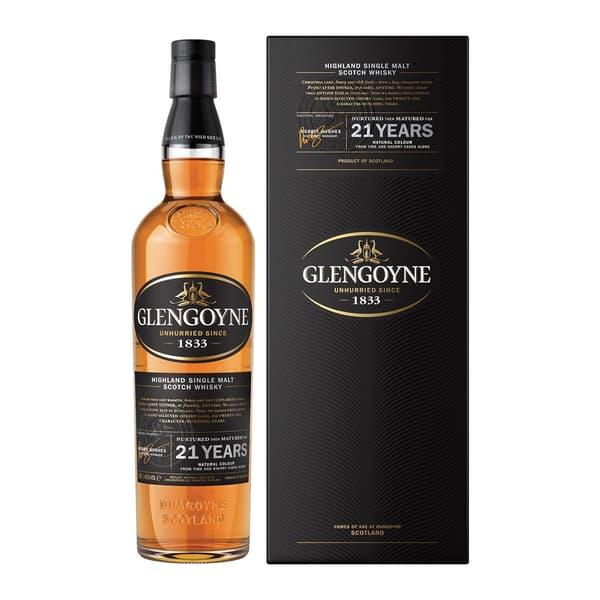 Glengoyne 21 Years Single Malt Whisky 70cl