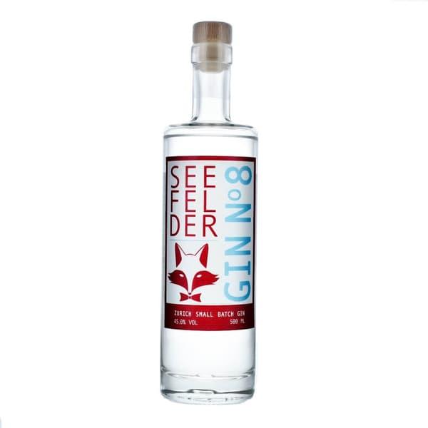 Seefelder Gin No8 50cl