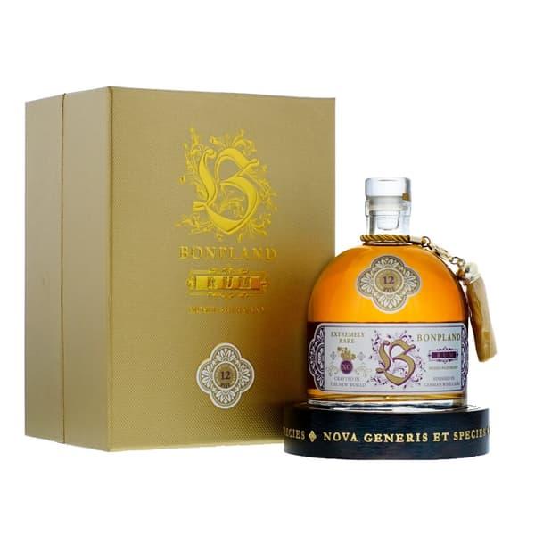 Bonpland Rum Fiji 12 Years South Pacific Distillery 50cl