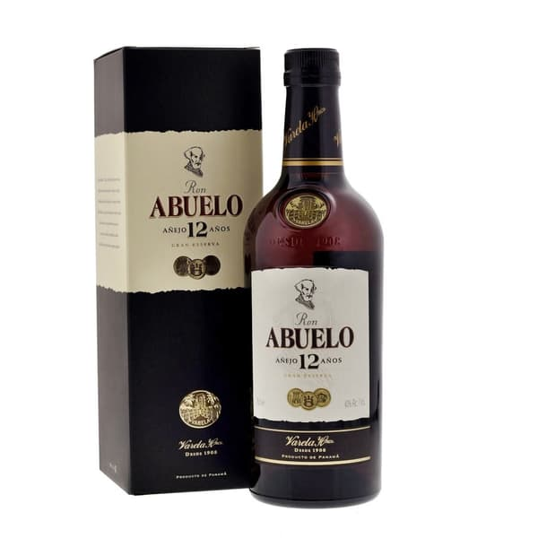 Abuelo 12 Years Rum 70cl