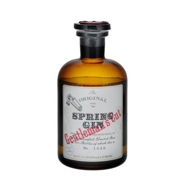 Spring Gin Gentleman's Cut 50cl