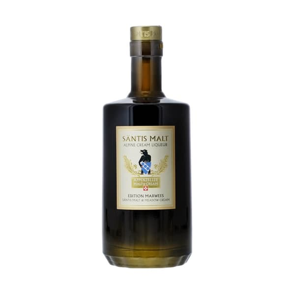 Säntis Cream Liqueur Edition Marwees 50cl