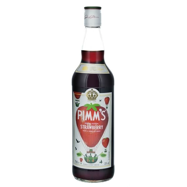Pimm's Strawberry & Mint 70cl
