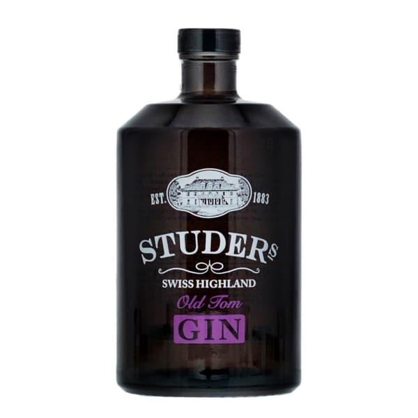 Studer's Swiss Highland Old Tom Gin 70cl