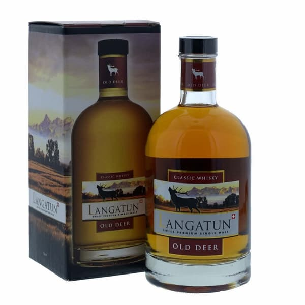 Langatun Old Deer Single Malt Whisky Classic 50cl
