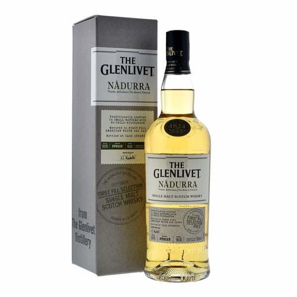 The Glenlivet Nàdurra First Fill Selection Single Malt 70cl