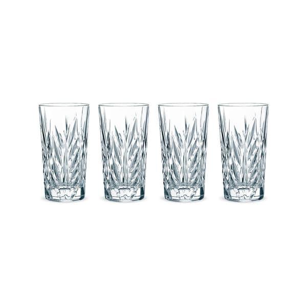 Nachtmann Imperial Longdrink Glas, 4er-Set