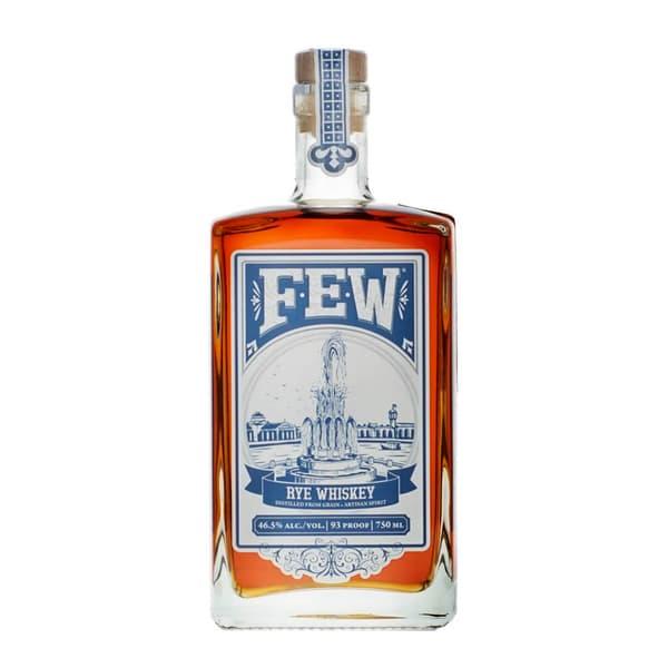 FEW Rye Whiskey 70cl