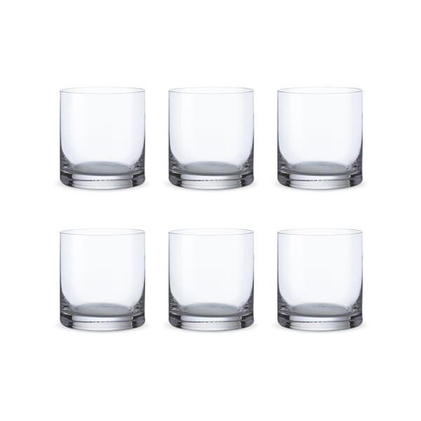 Bohemia Crystal Glass Barline D.O.F. Whiskyglas 41cl, 6er-Set