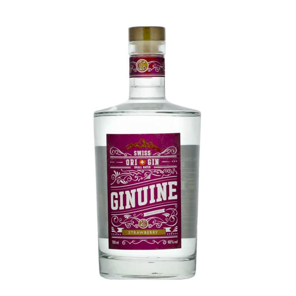 Ginuine Strawberry Gin 70cl